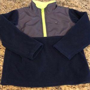 Carters 3T 1/4 zipper fleece